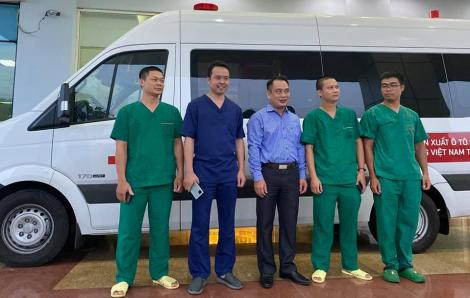"""Bác sĩ chia sẻ trước khi lên đường đến Guinea Xích đạo """"giải cứu"""" công dân Việt Nam"""