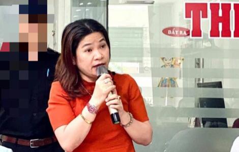 Bắt tạm giam tổng giám đốc Công ty bất động sản Thiên Ân Phát