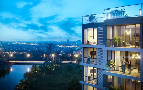 Dự án căn hộ có thiết kế đề cao sự an toàn cho sức khỏe