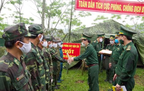 Gần 400 người nhập cảnh trái phép qua biên giới An Giang