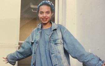 Angelina Jolie và những hình ảnh chưa từng công bố