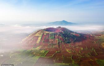 Núi lửa Chư Đăng Ya của Hòa Carol vào top 50 ảnh phong cảnh đẹp nhất thế giới