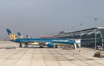 Chuyến bay đón hơn 120 người mắc COVID-19 từ Guinea Xích đạo đã về nước