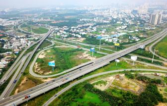 'Thành phố phía Đông' và vùng lân cận thu hút nhà đầu tư cả nước