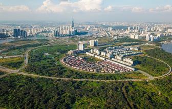 TPHCM chuẩn bị 198 nền tái định cư cho người dân Thủ Thiêm
