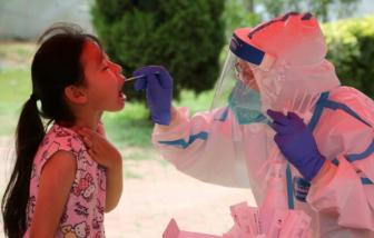 Trung Quốc ghi nhận số ca nhiễm mới cao nhất trong vòng 3 tháng