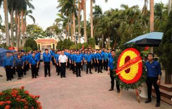 Tuổi trẻ Agribank cùng hoạt động tri ân nhân dịp kỷ niệm 73 năm ngày thương binh liệt sĩ 27/7