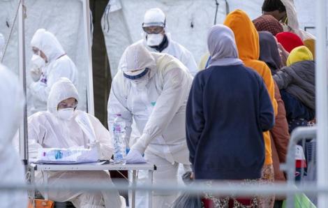 Châu Âu lo sợ làn sóng thứ hai của dịch COVID-19