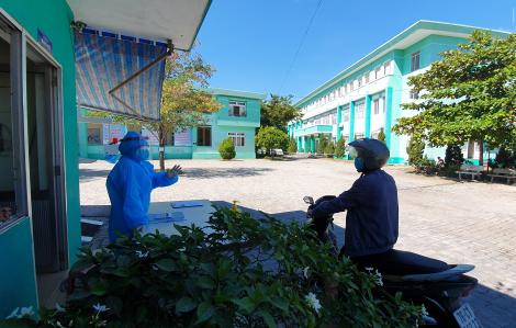 Giám đốc Bệnh viện Phổi Đà Nẵng hướng dẫn người dân quy trình xử lý khi nghi ngờ mắc COVID-19