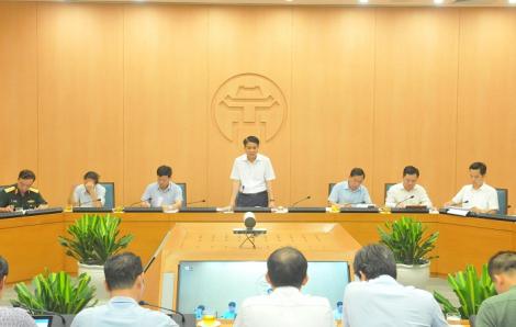 Phát hiện 87 ca ho, khó thở, Hà Nội dừng các hoạt động tập trung đông người