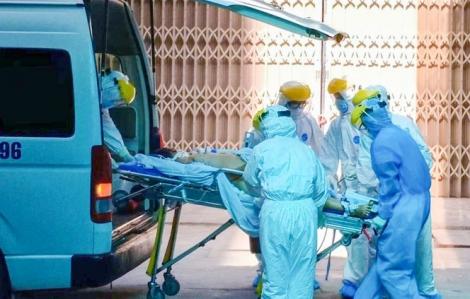 6 ca mắc COVID-19 nặng, thêm bệnh nhân 437 phải thở ECMO