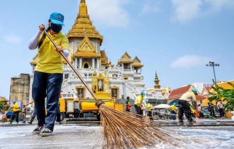 """Ngành du lịch Thái Lan """"nhừ đòn"""" vì COVID-19"""