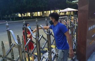 Giảng viên, sinh viên Đà Nẵng gồng mình nơi tâm dịch