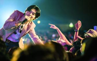 Diễn viên Quang Trung: Điều đáng sợ là chính bản thân mình nhàm chán mình