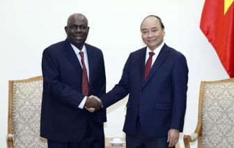 Việt Nam tặng khẩu trang và KIT xét nghiệm SARS-CoV-2 cho các quốc gia châu Phi