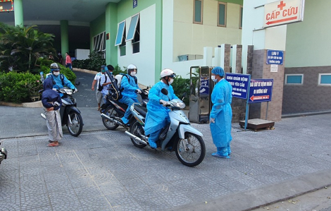 Huy động 800 sinh viên của hai trường đại học để chống dịch tại Đà Nẵng