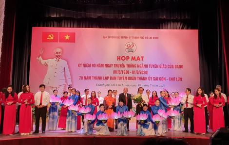 """""""Mọi thắng lợi của cách mạng Việt Nam đều có đóng góp quan trọng của công tác tuyên giáo"""""""