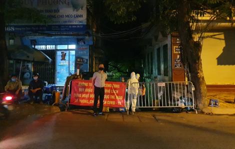 """Lịch trình di chuyển """"dày đặc"""" của cụ ông 76 tuổi mắc COVID-19 tại Hà Nội"""