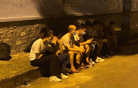 TPHCM: Phát hiện thêm 11 người Trung Quốc nghi nhập cảnh trái phép