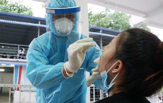 TPHCM: Hơn 14.000 người liên quan đến Đà Nẵng được lấy mẫu xét nghiệm