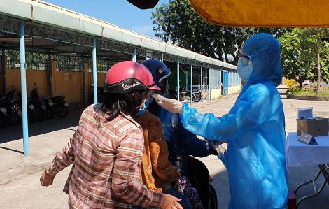 Nhiều người trong 45 ca COVID-19 Đà Nẵng từng đi du lịch ở TPHCM, Bến Tre, Cần Thơ