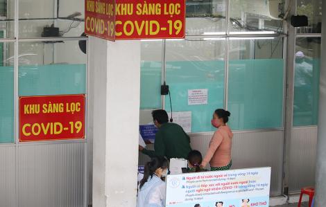 3 bệnh nhân mắc COVID-19 tại TPHCM từng đến những bệnh viện nào?