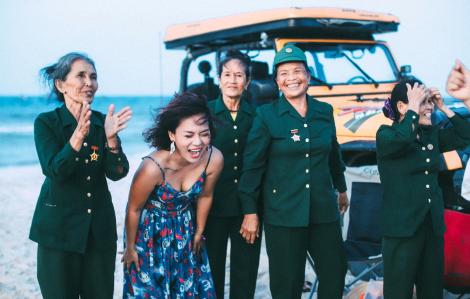 Ca sĩ Thái Thùy Linh: 'Du ca, đi và hát'