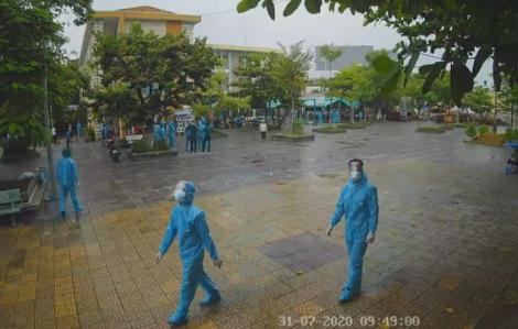Đà Nẵng lập bệnh viện dã chiến tại huyện Hòa Vang