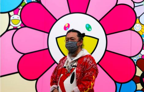 Nhóm nghệ sĩ Nhật Bản tìm cảm hứng từ... đại dịch