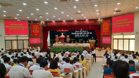 Ông Ngô Thành Tuấn tiếp tục là Bí thư Quận ủy quận 8