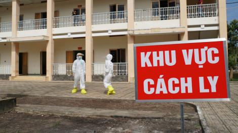Thêm 37 người mắc COVID-19, có 3 ca tại TPHCM và 8 ca ở Quảng Nam