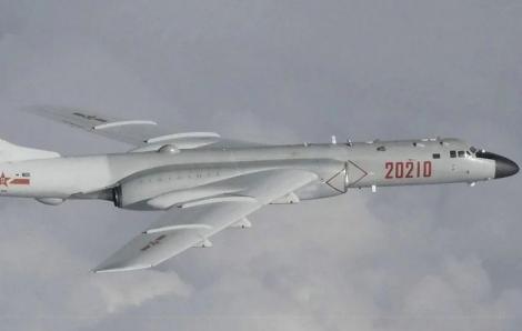 Trung Quốc huy động máy bay ném bom diễn tập ở Biển Đông