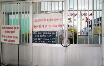 23 y, bác sĩ Bệnh viện Chợ Rẫy tiếp xúc trực tiếp với bệnh nhân 517 đều âm tính