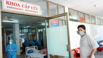 Nam bệnh nhân 37 tuổi mắc COVID-19 ở Quảng Trị tử vong