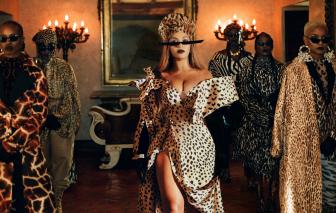 """Beyonce và câu chuyện sắc tộc trong """"Black is king"""""""