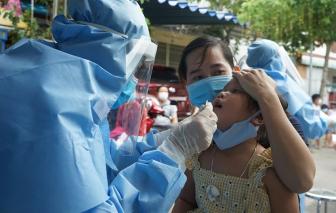 Đà Nẵng: Lấy khoảng 1.000 mẫu xét nghiệm COVID-19 cho người dân ở gần nơi bệnh nhân 416 sống