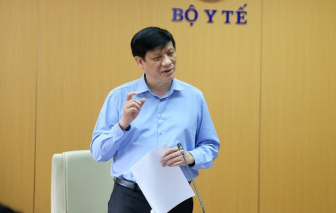 Quyền Bộ trưởng Bộ Y tế: Nhanh chóng giảm mật độ tại Bệnh viện Đà Nẵng