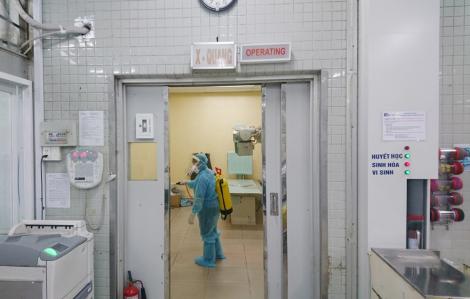 350 nhân viên y tế tại Bệnh viện Chợ Rẫy tiếp xúc bệnh nhân 449, 450 đã âm tính với SARS-CoV-2