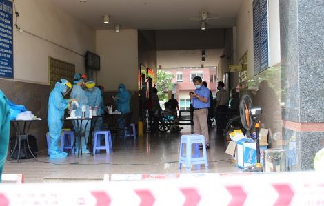"""Những nơi bệnh nhân 567 """"ghé qua"""" trước khi về chung cư Thái An 2 ở TPHCM"""