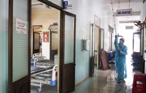 Bệnh viện từng khám cho bệnh nhân thứ 419 sẽ dỡ cách ly vào ngày 3/8