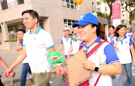Góp ý dự thảo báo cáo chính trị  Đại hội XI của Đảng bộ TPHCM: Công nhân chỉ mong an tâm làm việc