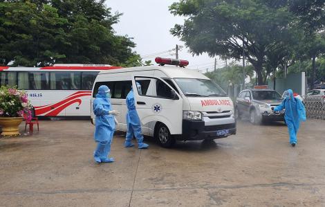 """Đà Nẵng: Mầm bệnh từ """"ổ dịch"""" Hòa Vang đã chui vào cộng đồng"""