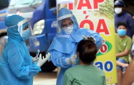 Thêm 30 ca mắc COVID-19, có bệnh nhân ở Đà Nẵng, Quảng Nam, Đắk Lắk, Đồng Nai, Khánh Hòa, Hà Nam