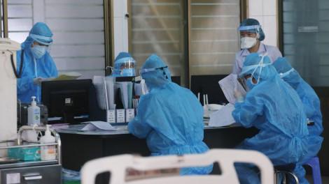 Sáng 12/8, thêm 3 ca mắc COVID-19, nâng số bệnh nhân tại Việt Nam lên 866