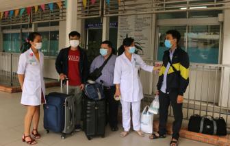 Bác sĩ Bệnh viện Chợ Rẫy tiếp tục lên đường chi viện cho Đà Nẵng