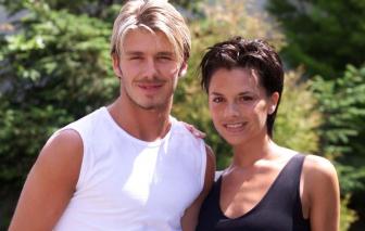 David Beckham bỏ tiền làm phim về cuộc đời mình