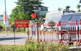 Khẩn trương truy tìm 1 người trốn cách ly ở Quảng Nam