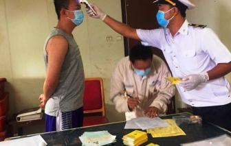 Cách ly 21 người Trung Quốc tại cảng sông Gianh để phòng chống dịch COVID-19