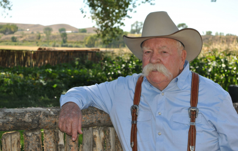 Diễn viên gạo cội Wilford Brimley qua đời ở tuổi 85