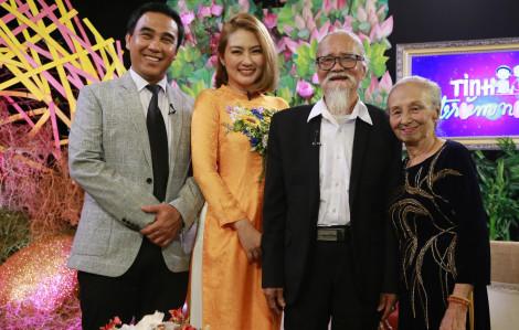 """Khi """"ông bà anh"""" lên truyền hình kể chuyện giữ bền vững hôn nhân"""